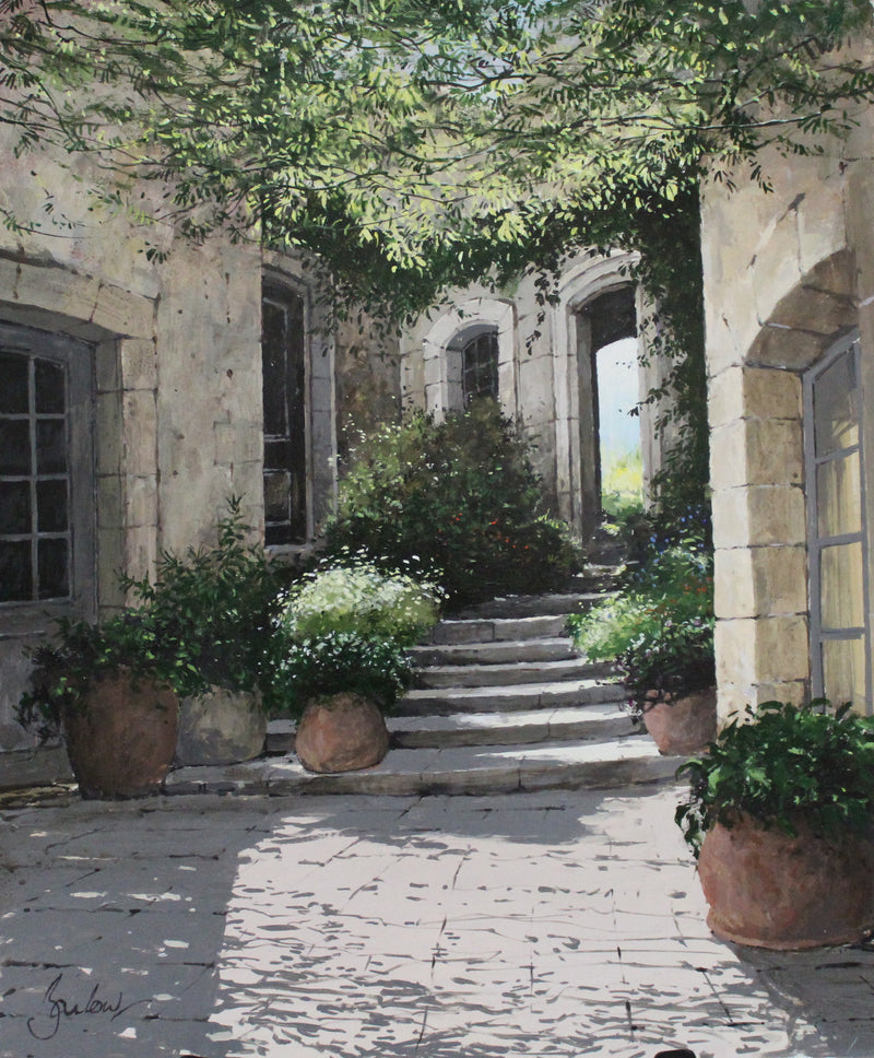Lacoste, Provence