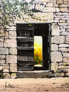 Old Door, Martel