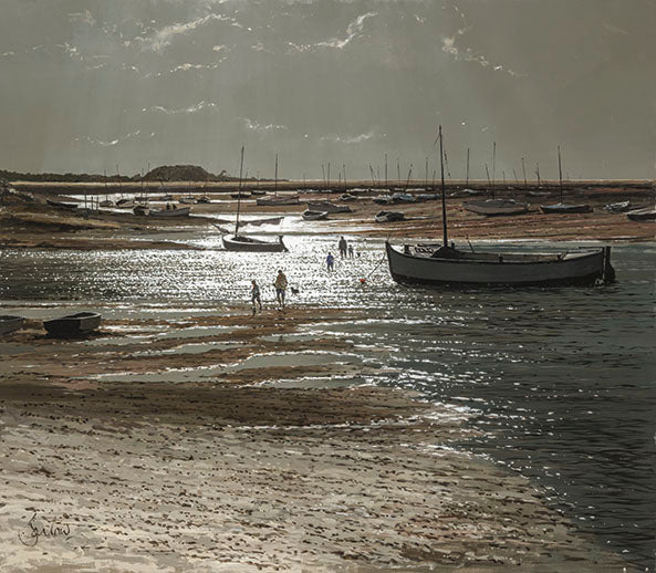 Burnham Overy Staithe, From The Jetty