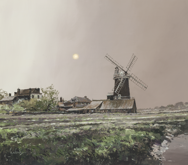 Cley Mill December