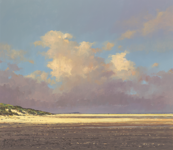 Holkham Beach, Anvil Cloud