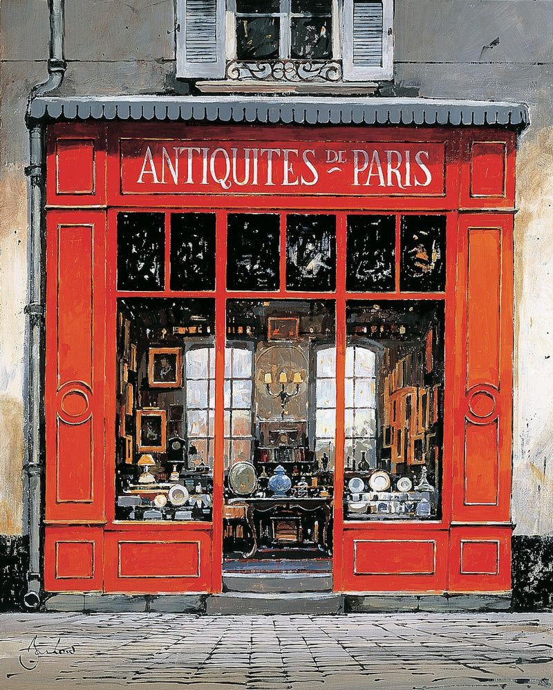 Antiquites, Paris