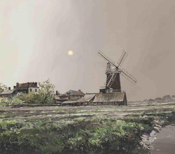 Cley Mill, December