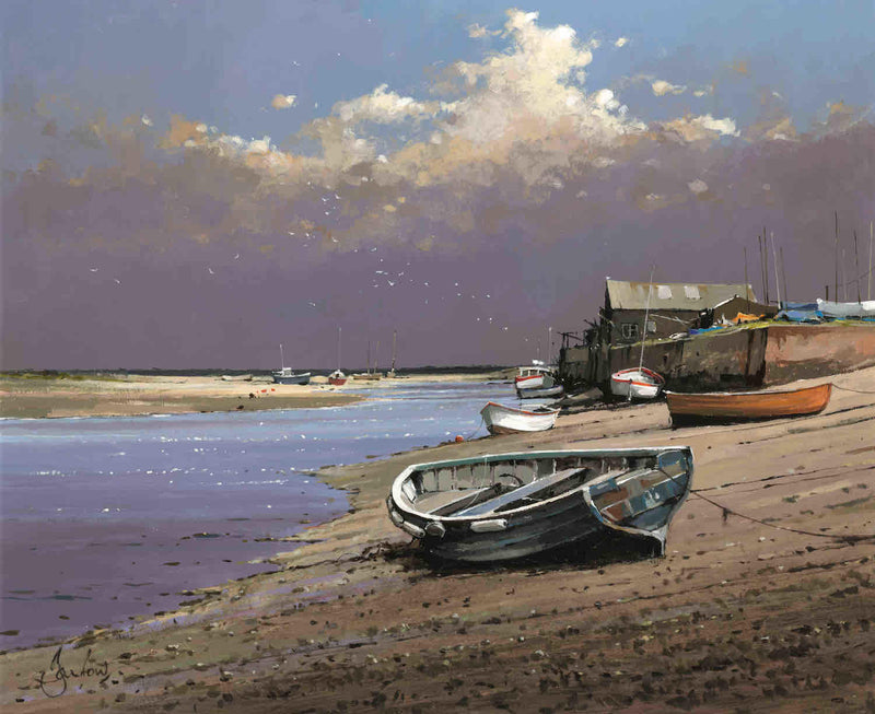 The East Quay, Wells-Next-The-Sea