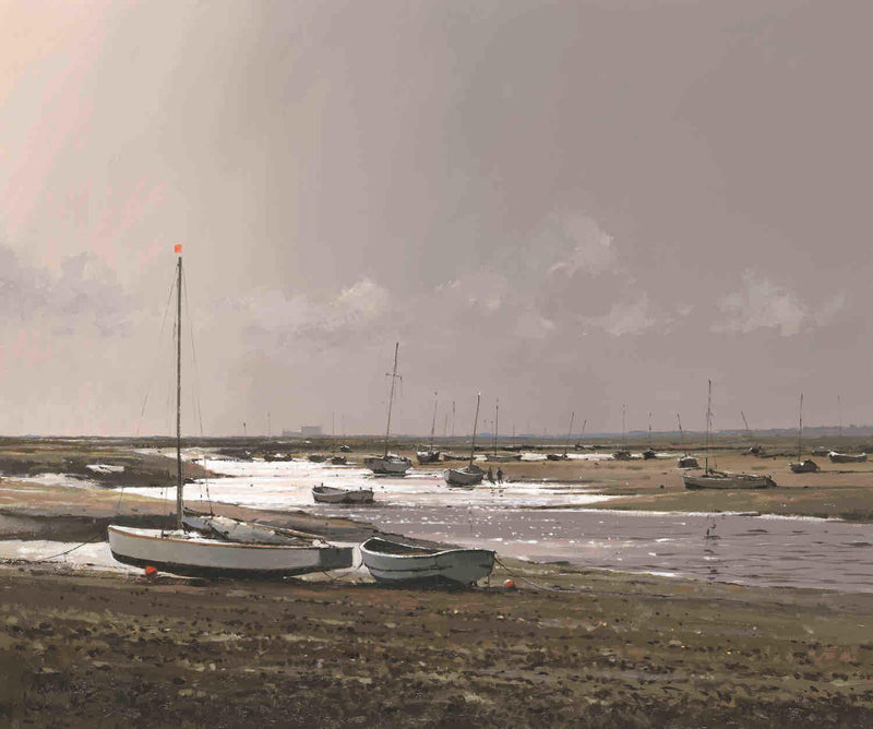 The Red Flag, Brancaster Staithe