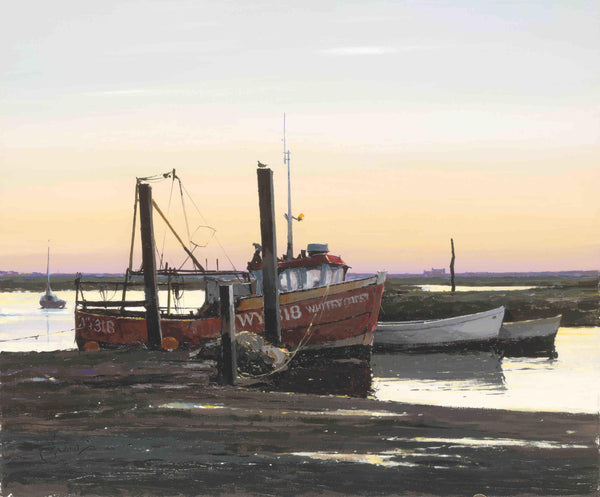 WY618, Brancaster Staithe