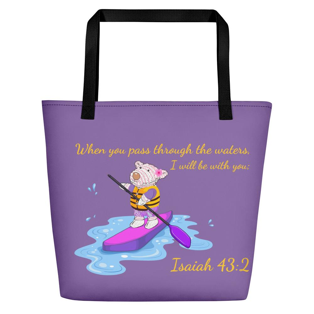 Accessories - Bag- Joy Paddleboard - Isaiah 43:2