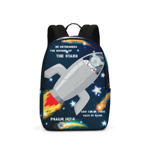 Accessories - Joseph SpaceShip Large Backpack