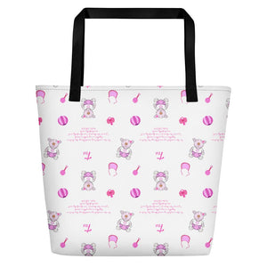 Baby Bag - Baby Bag - Joy -  I Am Fearfully And Wonderfully Made