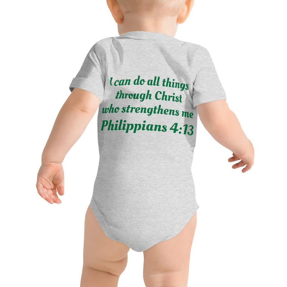 Baby Body - Baby Body - Joseph Fisher - Philippians 4:13