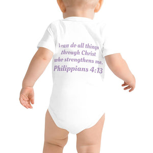 Baby Body - Baby Body - Joy Dentist - Philippians 4:13