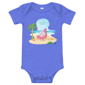 Baby Body - Baby Body - Joy Flamingo Beach - Philippians 4:1