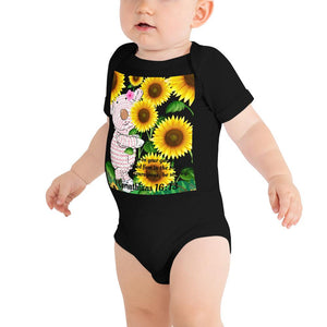 Baby Body - Baby Body - Joy Sunflower - 1 Corinthians 16:13