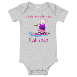 Baby Body - Baby Body - Joy Wakeboard - Psalm 23:2