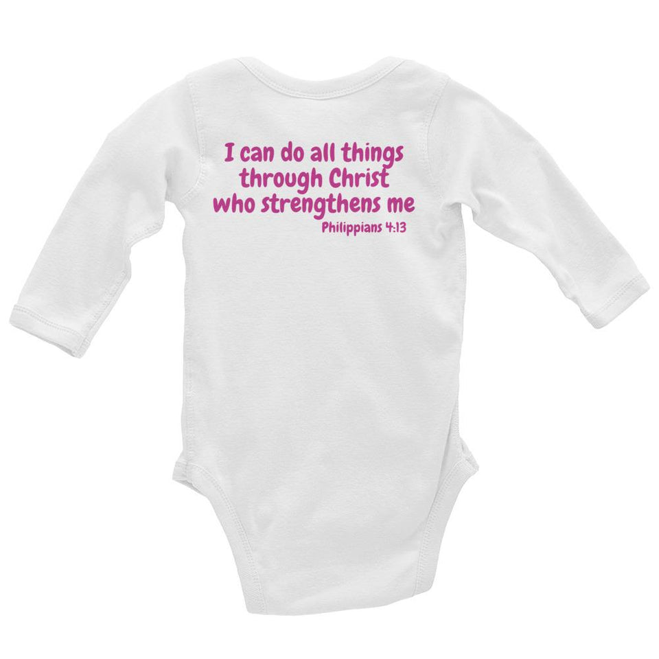 Baby Body - Baby Body Long Sleeve - Joy Equestrian 6-24M
