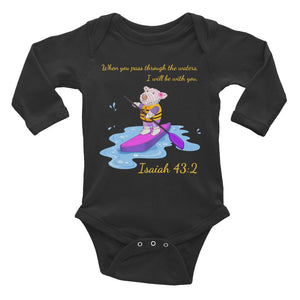 Baby Body - Baby Body Long Sleeve - Joy Paddleboard - Isaiah 43:2