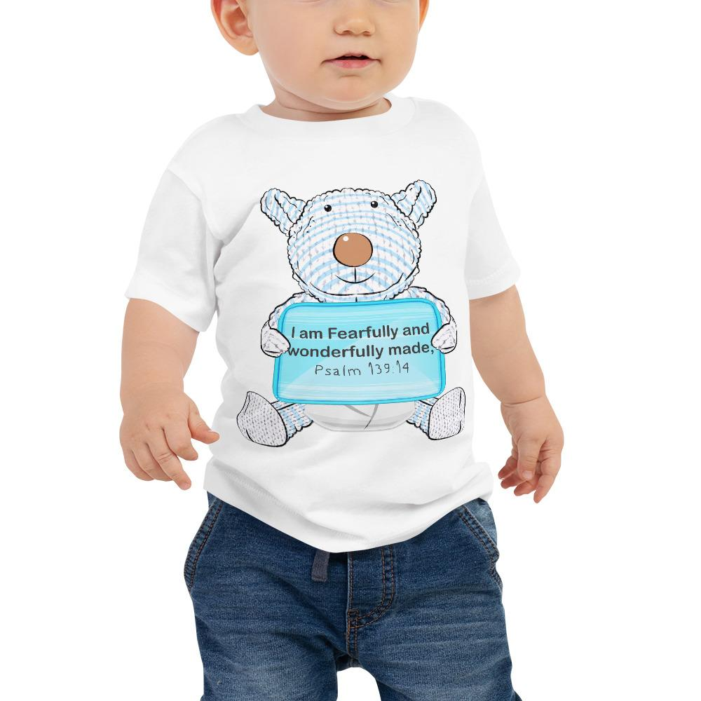 Baby T-Shirt - Baby T-Shirt - Joseph - I Am Fearfully And Wonderfully Made