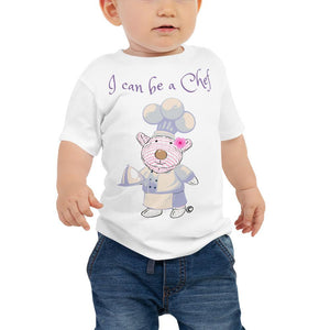 Baby T-Shirt - Baby T-Shirt - Joy Chef - Philippians 4:1