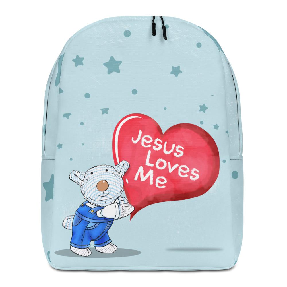 Backpack - Backpack - Joseph - Jesus Loves Me