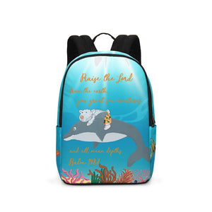 Backpack - Backpack - Joseph - The Sea - Psalm 148:7