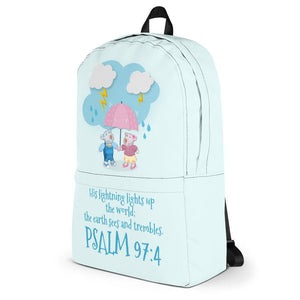 Backpack - Backpack - Joy & Joseph Lightning - Psalm 97:4
