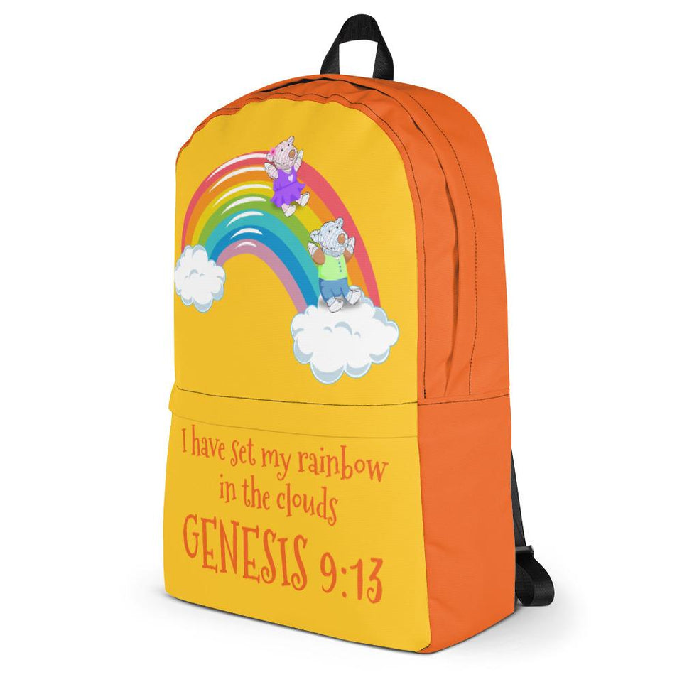 Backpack - Backpack - Joy & Joseph Rainbow - Genesis 9:13