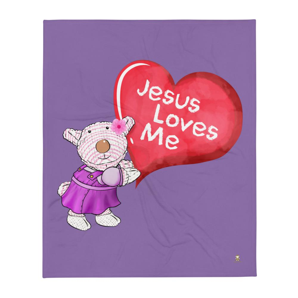 Blanket - Blanket - Jesus Loves Me - Joy