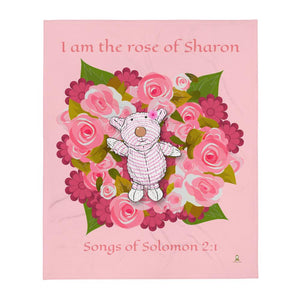 Blanket - Blanket - Joy Roses - Song Of Solomon 2:1