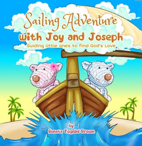 Book - Book Sailing Adventure With Joy And Joseph - Signed By Author