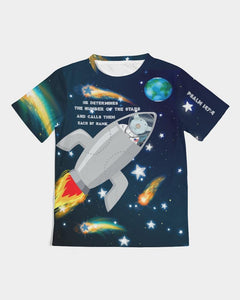Cloth - Joseph SpaceShip Kids Tee