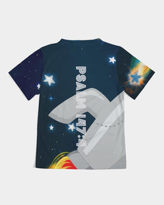 Kids T-Shirt - Kids T-Shirt - Joseph SpaceShip - The Stars Collections - Psalm 147:4