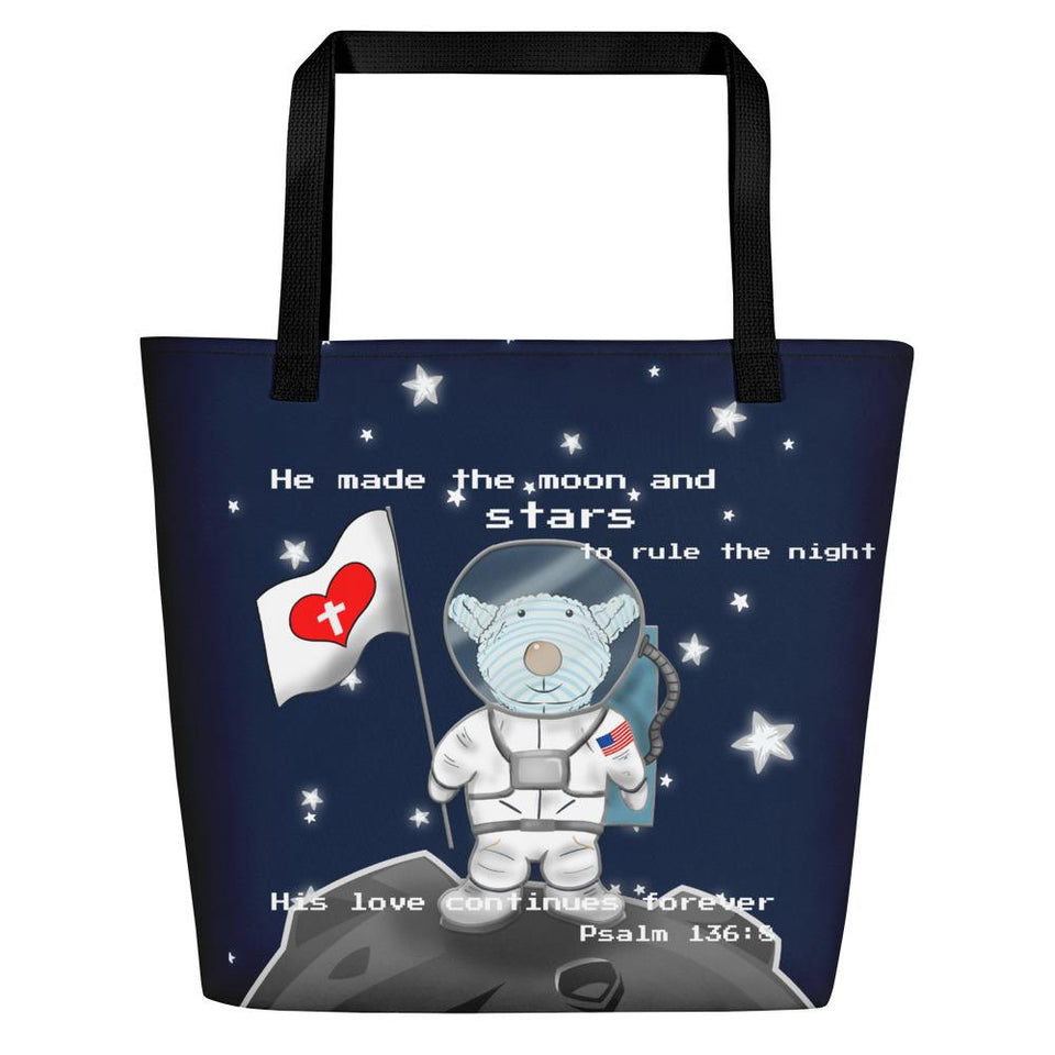 Fun Bag - Fun Bag - Joseph Astronaut - Psalm 136:9