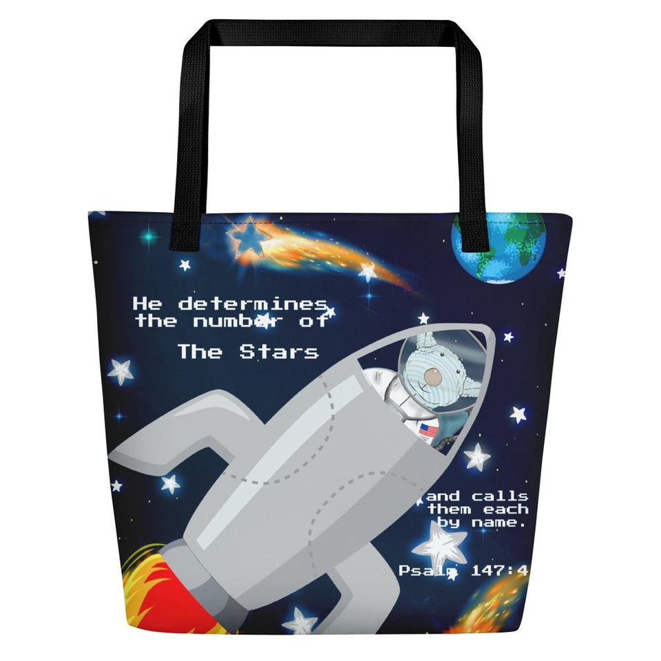 Fun Bag - Fun Bag - Joseph SpaceShip - The Stars - Psalm 147:4