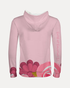 Girls Hoodie - Girls Hoodie - Joy Roses - Song Of Solomon 2:1