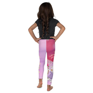 Girls Leggings Great Love - Psalm 89:1