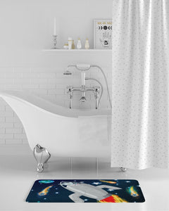 Home Goods - Joseph SpaceShip Bath Mat