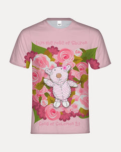Kids T-Shirt - Kids T-Shirt - Joy Roses - Song Of Solomon 2:1