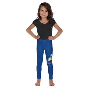 Leggings - Girls Leggings - Be Joyful In Hope - Romans 12:12