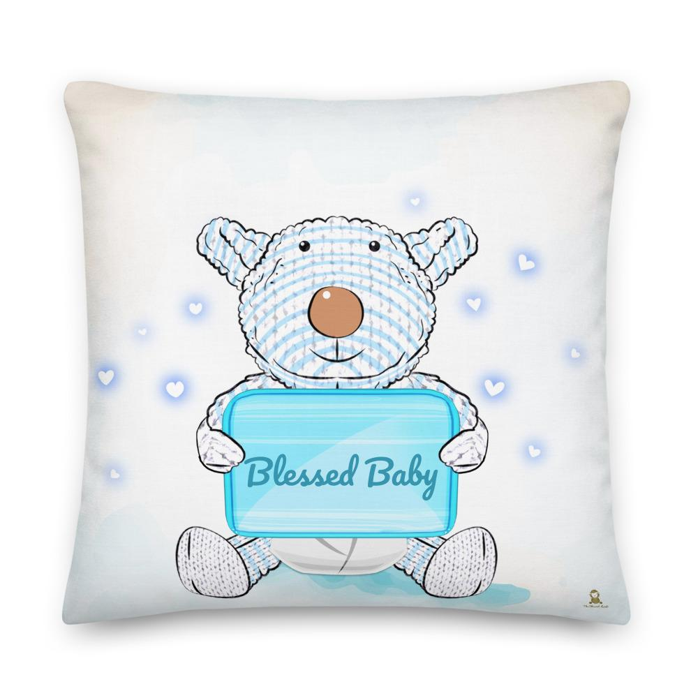 Pillow - Pillow - Blessed Baby - Joseph