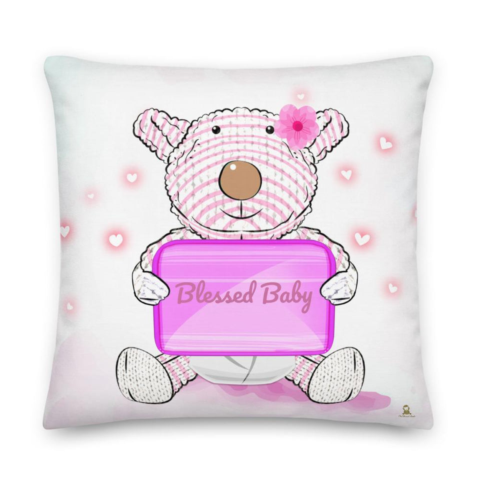 Pillow - Pillow - Blessed Baby - Joy