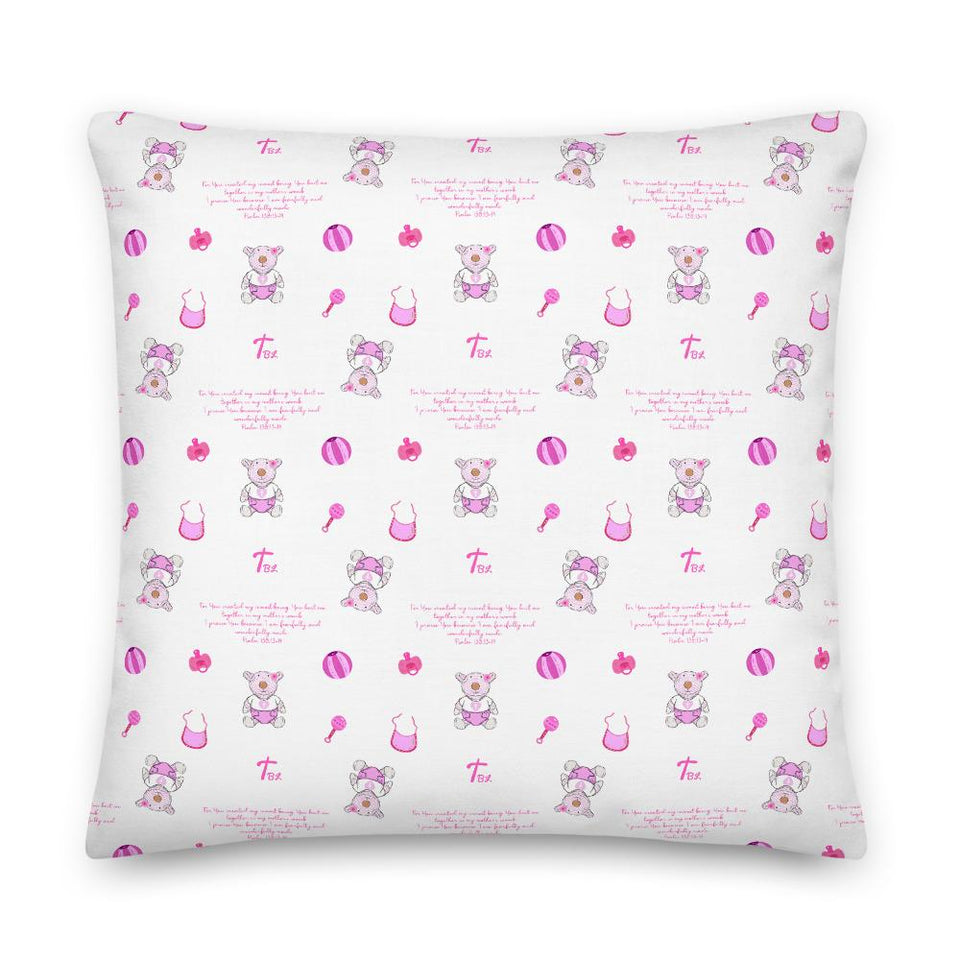 Pillow - Pillow - I Am Fearfully And Wonderfully Made - Joy