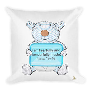 Pillow - Pillow - Joseph Sign- Psalm 139:14