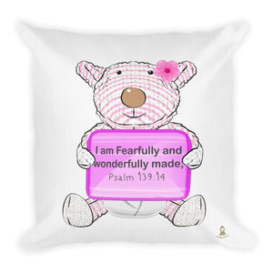 Pillow - Pillow - Joy Sign - Psalm 139:14