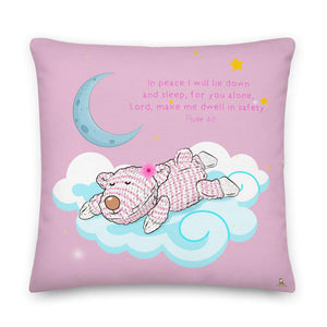 Pillow - Pillow - Peaceful Sleep Joy - Psalm 4:8