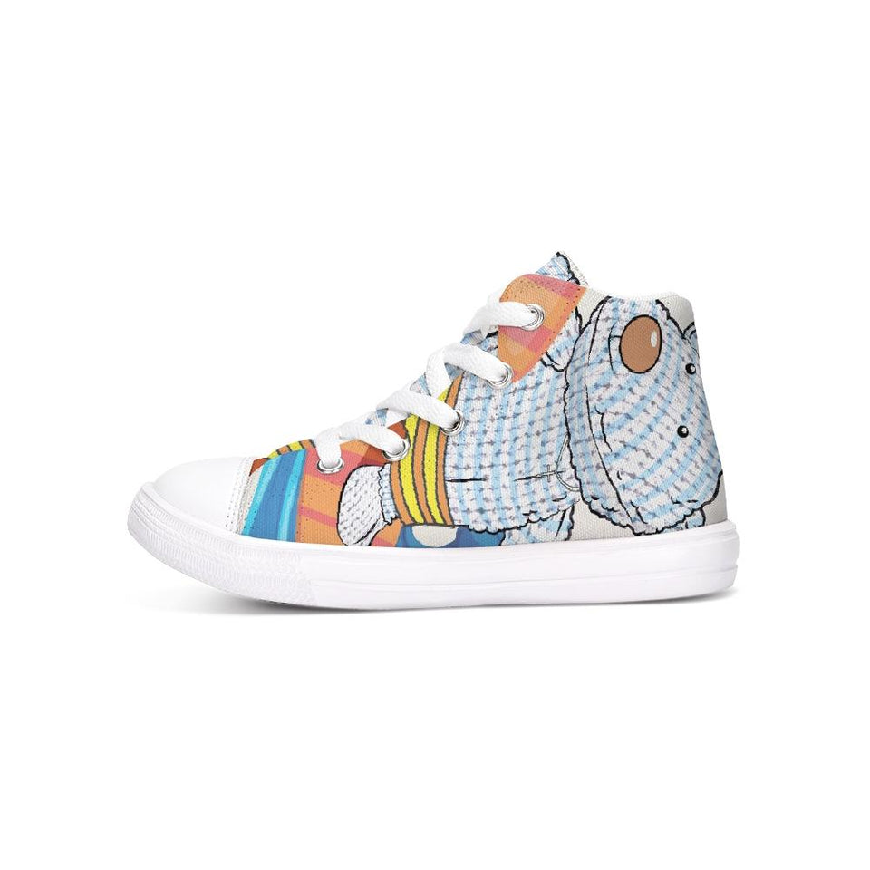 Shoes - Kids Hightop Shoes - Joseph Surfer - Isaiah 51:15