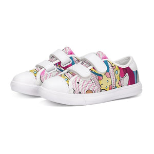 Shoes - Kids Velcro Sneaker - Joy Surfer - Isaiah 51:15