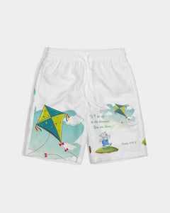 Swimming Shorts - Boy's Swim Trunk - Joseph's Kite - Psalm 139:8