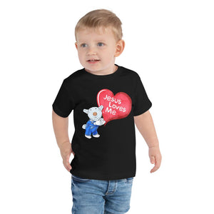 Toddler T-Shirt - Toddler T-Shirt - Joseph - Jesus Loves Me