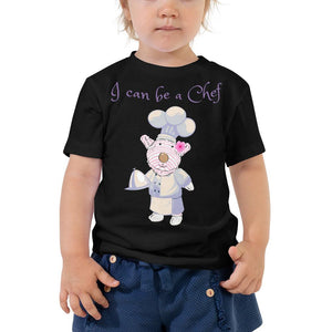 Toddler T-Shirt - Toddler T-Shirt - Joy Chef  - Philippians 4:13