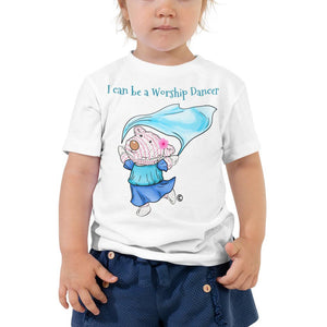 Toddler T-Shirt - Toddler T-Shirt - Joy Dancer - Philippians 4:13